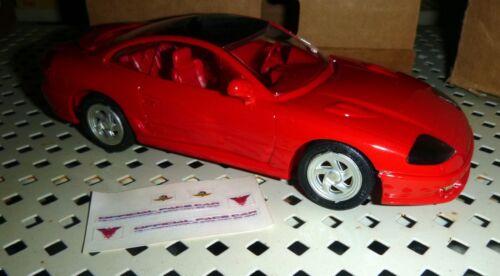 T Turbo Promo 1//25 Modellauto Mountain Amt Ertl 6015 1991 Dodge Stealth Rote