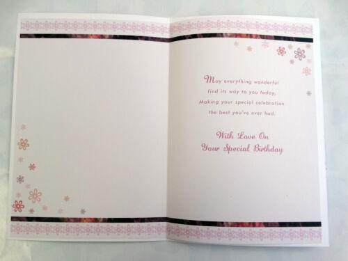 Happy soixantième anniversaire à un design spécial bougie Granny carte joyeux anniversaire