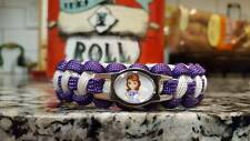 Princess Sophia Paracord Bracelet - FREE SHIPPING