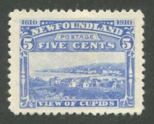 NEWFOUNDLAND-91a-MINT-VF