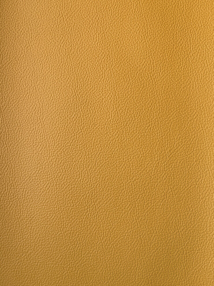 Golden Yellow Goat Skin Camera Replacement Leather self-adhesive