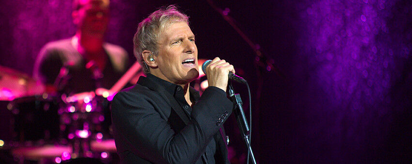 Michael Bolton Tickets (Rescheduled from April 11)