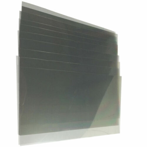 2PCS 15.4inch 334.3x210.3mm 0 45 90 Degree Polarizer Film for Laptop Notebook PC