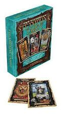 Victorian Steampunk Tarot: Unravel the mysteries of the past, present, and futur