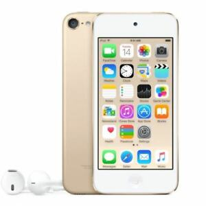 BRAND-NEW-Apple-iPod-Touch-6th-Generation-16GB-GOLD-WHITE-LAST-GEN