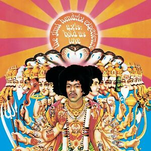 JIMI-HENDRIX-EXPERIENCE-AXIS-BOLD-AS-LOVE-D-Remaster-CD-ACID-ROCK-THE-NEW
