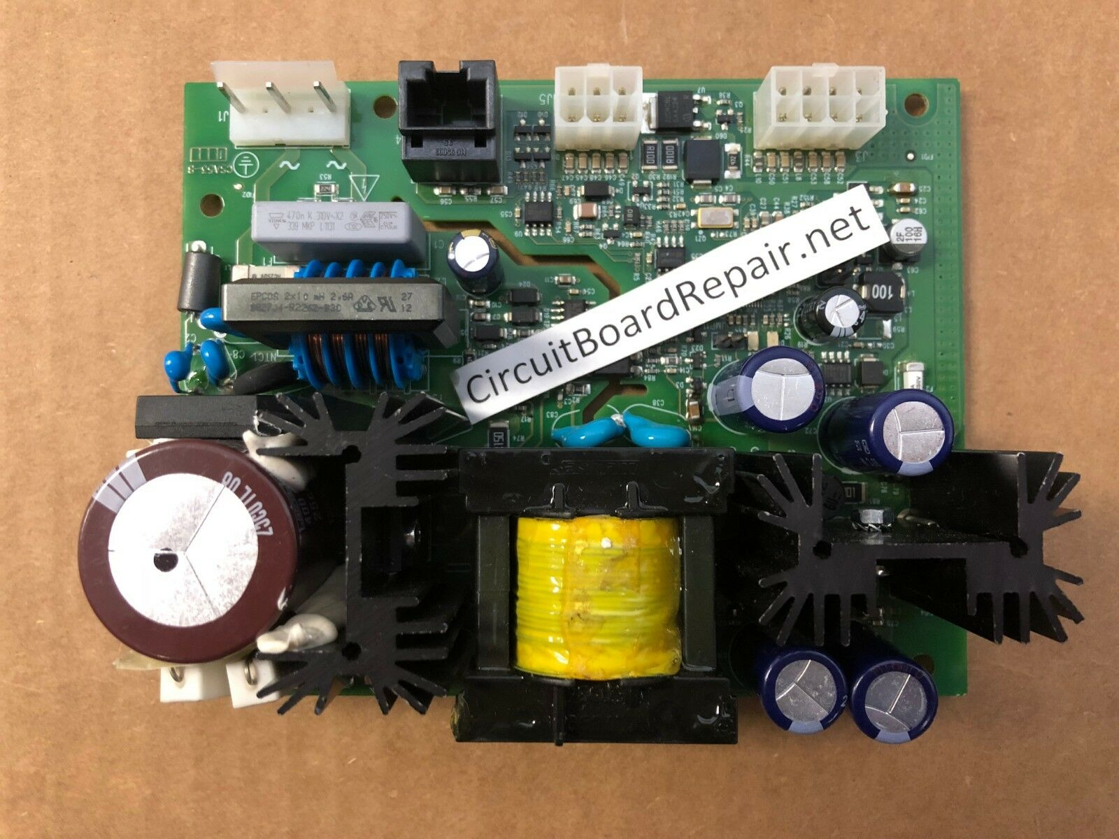 REPAIR SERVICE - Technogym Excite Cardio Wave 700 controller part  26212