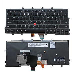 Original New for IBM Lenovo ThinkPad X250 20CM 20CL US English Backlit keyboard