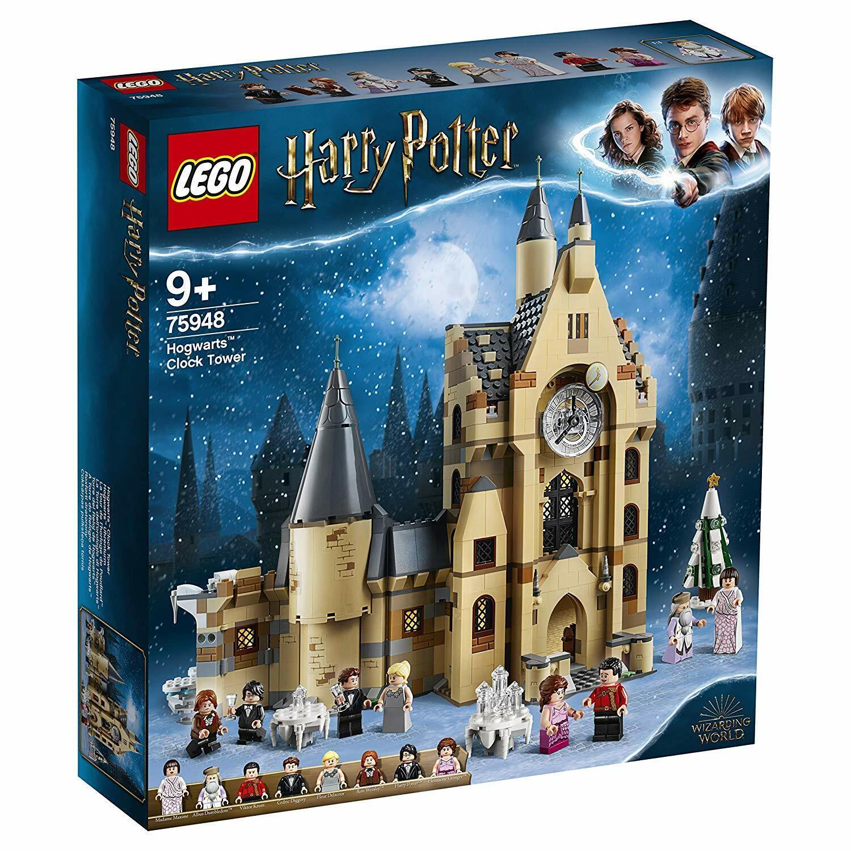 in vendita LEGO® 75948 Harry Potter - Torre Torre Torre del Reloj de Hogwarts  all'ingrosso a buon mercato