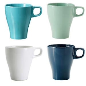ikea f rgrik becher tasse kaffeebecher kaffeetassen 25 cl. Black Bedroom Furniture Sets. Home Design Ideas