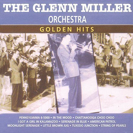 "Golden Hits By Glenn Miller & His Orchestra Imported from Holland ""MINT"""