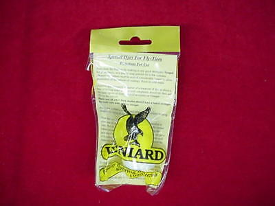 Veniard Feather Dyes Yellow Color Fly Tying