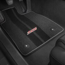 2016-2017 Camaro Genuine GM SS Emblem Premium Carpet Floor Mats 23378905