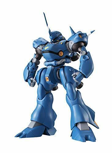 A.N.I.M.E ROBOT SPIRITS SIDE MS MS-18E KAMPFER Ver Action Figure Gundam BANDAI