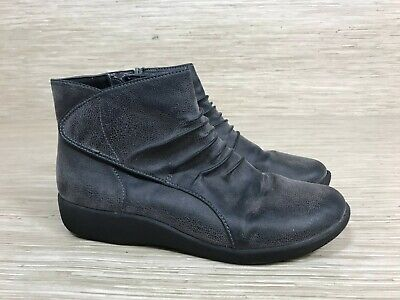 Clarks Cloudsteppers Sillian Sway Gray