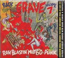 VA  Back from the Grave Volumes 7, CD Neu