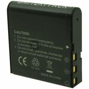 Batterie-Appareil-Photo-pour-KODAK-PIXPRO-AZ421-capacite-1100-mAh
