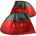Tail Light Set-Red/Smoke w/Outer Lights Anzo 221202