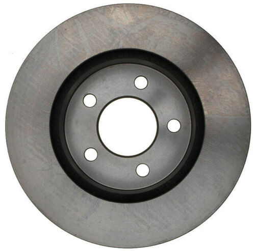 Disc Brake Rotor-Non-Coated Front ACDelco Advantage 18A409A