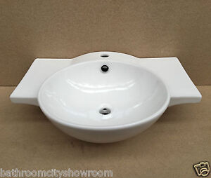 CG Bathroom Cloakroom Vanity Basin Sink Unit 700mm Krizma ...
