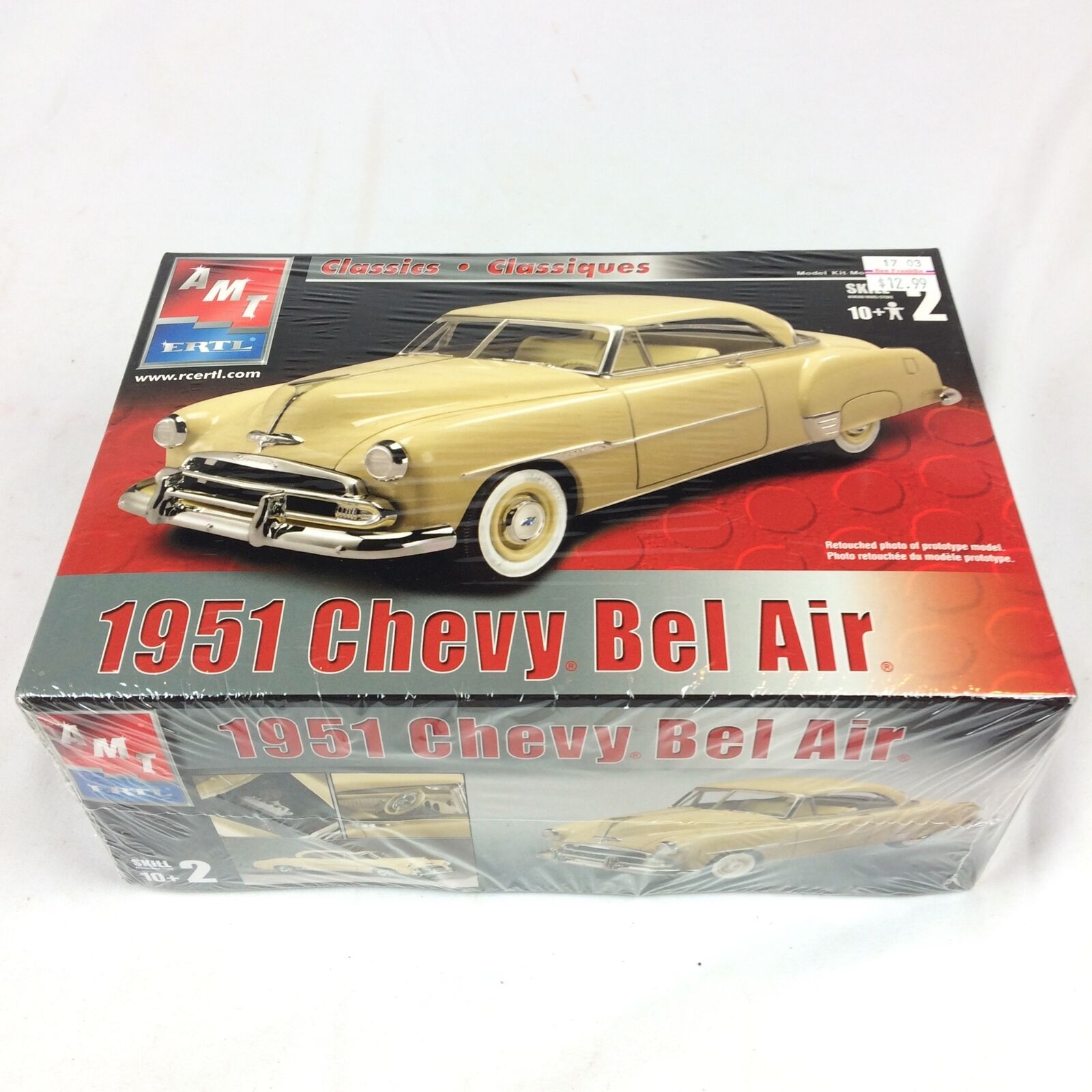 Amt 1951 Chevy Bel Air Factory Model Kit 31923 Ebay Chevrolet Sedan Delivery