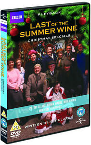 last of the summer wine the christmas specials dvd 5053083018641