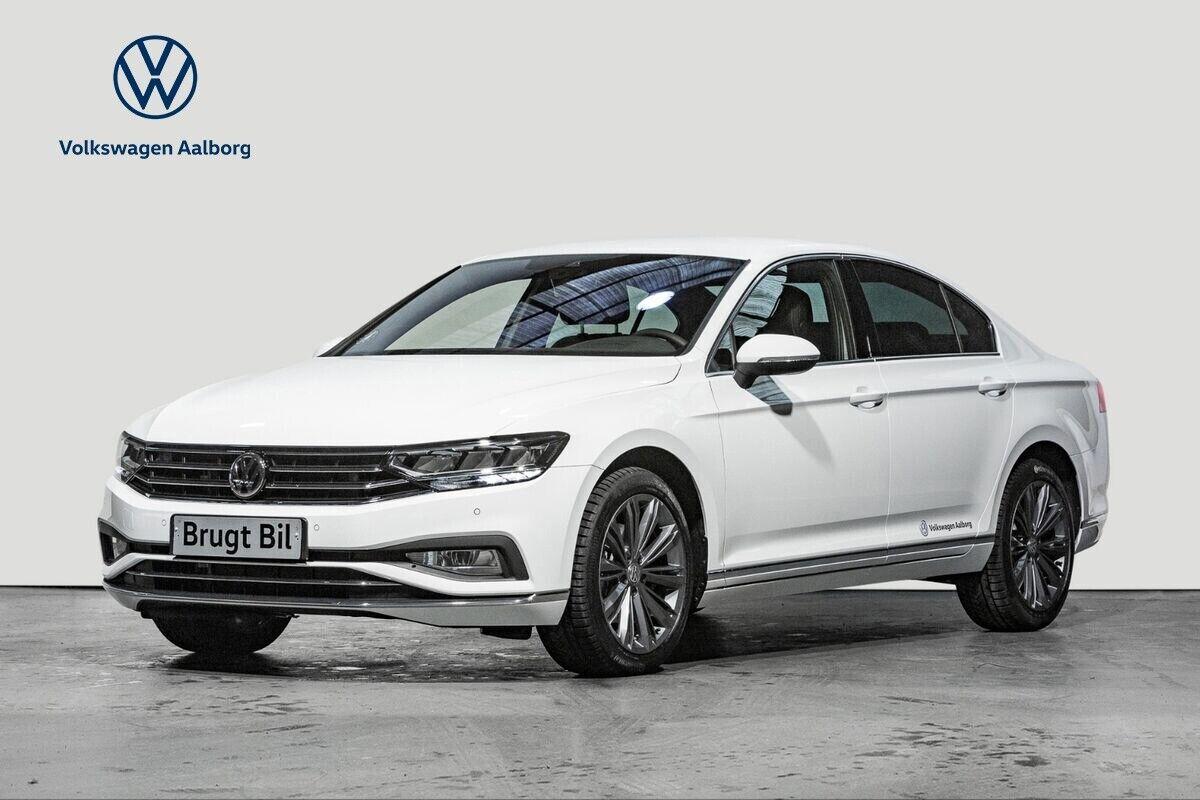 VW Passat 2,0 TSi 190 Elegance+ DSG 4d - 499.000 kr.