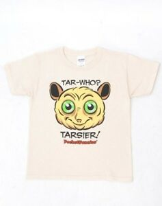 SPECIAL-SALE-Youth-T-shirt-w-Tarsier-Image-and-funny-saying-ON-SALE-NOW