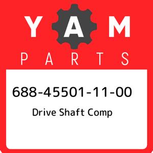 688-45501-11-00-Yamaha-Drive-shaft-comp-688455011100-New-Genuine-OEM-Part