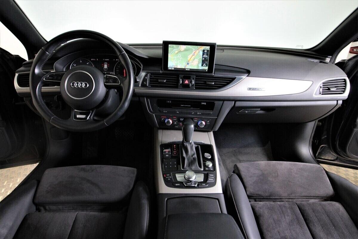 Audi A6 allroad TDi 272 quattro S-tr. Van