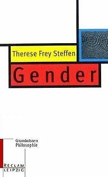 Gender von Steffen ThereseBuchZustand gut