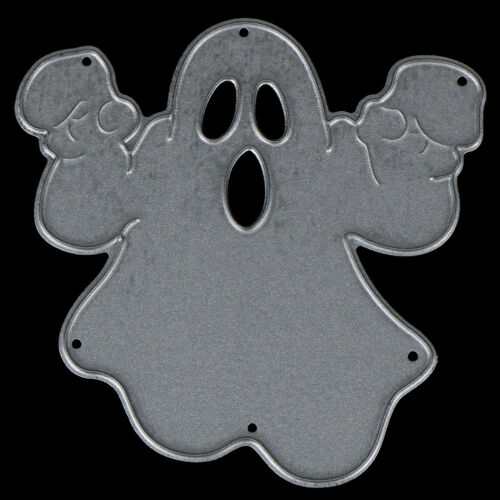 1PC ghost Metal Cutting Dies Stencil for DIY Scrapbooking Album Paper Cards