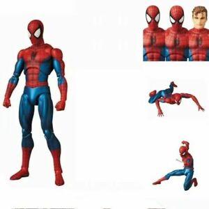 6-Spider-Man-Comic-Ver-Action-Figure-Mafex-MAF075-Medicom-Toy