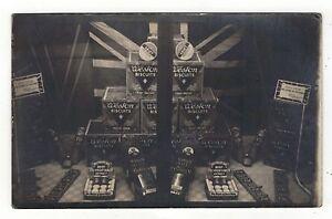 WW2-PATRIOTIC-SHOP-WINDOW-DISPLAY-OLD-R-P-POSTCARD
