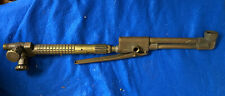 Vintage Airco Style 1790 Oxygen Acetylene Brass Cutting Torch Not Complete
