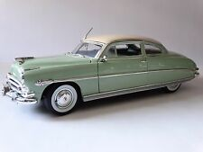 Highway 61 1953 Hudson Hornet Club Coupe 1:18 Scale Diecast Metal Model Car