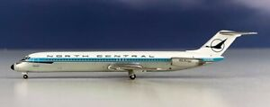 Aeroclassics-AC419709-North-Central-Airlines-DC-9-51-N761NC-Diecast-1-400-Model