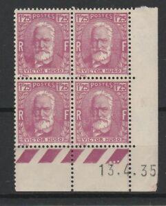 FRANCOBOLLI-1933-FRANCIA-FR-1-25-HUGO-MNH-E-2302