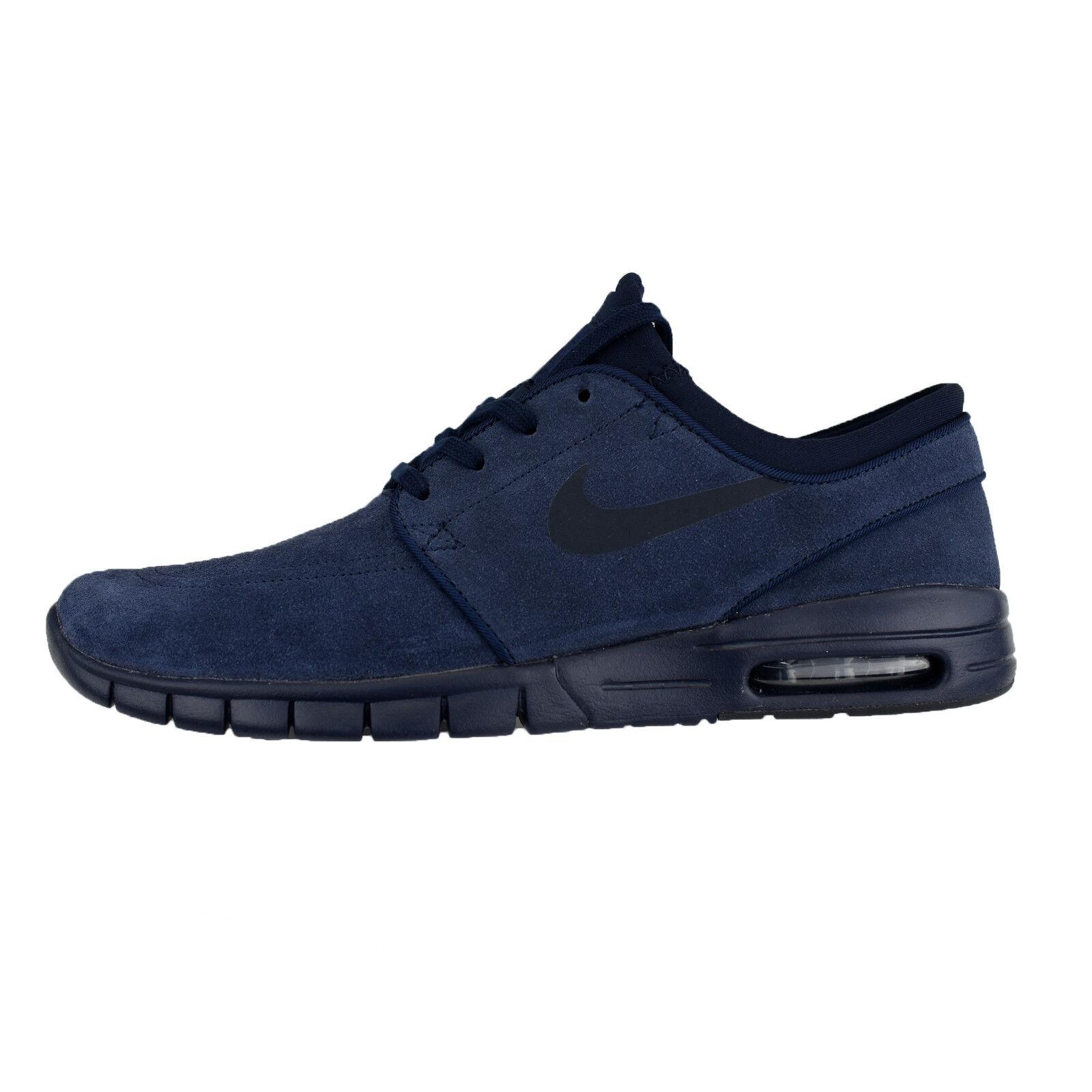 Nike Zoom Stefan Janoski MAX 685299-440 Skateboard Lifestyle Schuh Sneaker