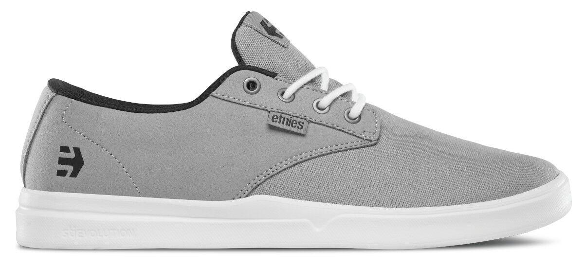 Scarpa Etnies Jameson SC (grigio/nero/bianco) ** Rivenditore Ufficiale Regno Unito ** Scarpe classiche da uomo