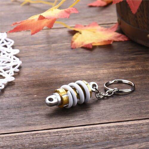 Smart Keychain Motorcycle Modified Shock Absorber Pendant Motorbike Accessories