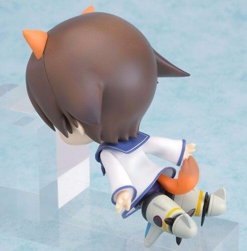 Nendgoldid 057 Strike Witches Witches Witches Yoshika Miyafuji Figure Phat Company NEW from Japan 1c5334