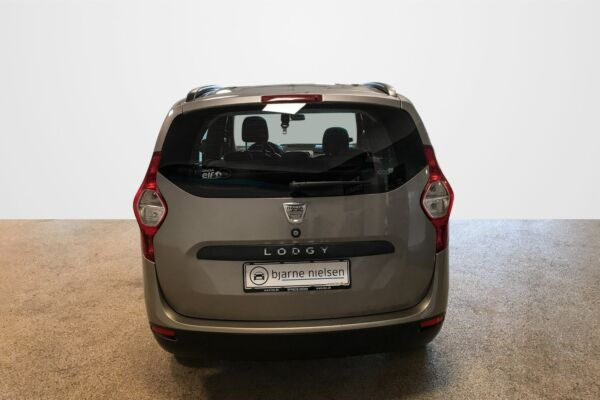 Dacia Lodgy 1,5 dCi 90 Ambiance 7prs - billede 3