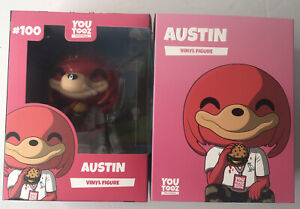 Youtooz Austin Vinyl Figure Limited Edition of 500