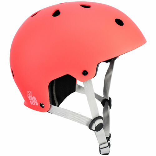 K2 Varsity Damen Helm Skatehelm Skate Hartschallen-Helm Fahrradhelm NEU