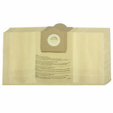 10 x NILFISK Vacuum Cleaner Dust Bags Canister Hoover Alto Attix 30 Litre Tub