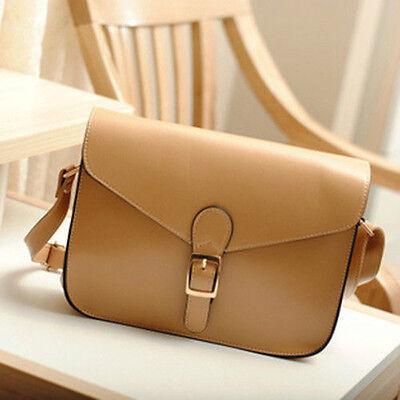 New Handbag Lady Shoulder Bag Tote Purse  Leather Women Messenger Hobo