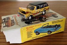 Vintage Boondocker 1969 Chevy Blazer  AMT Toy Truck Model Hobby Kit Troy MI
