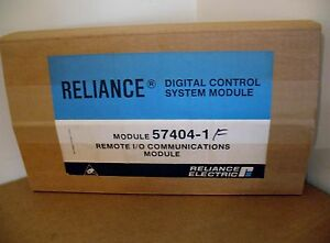 RELIANCE-ELECTRIC-57404-1F-057404-1F-NETWORK-COMMUNICATIONS-MODULE-NEW-IN-BOX