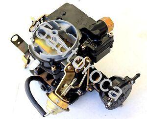 MARINE-CARBURETOR-ROCHESTER-2-BARREL-2-GC-OMC-5-0-5-7-LITER-ENGINE-HOT-AIR-CHOKE